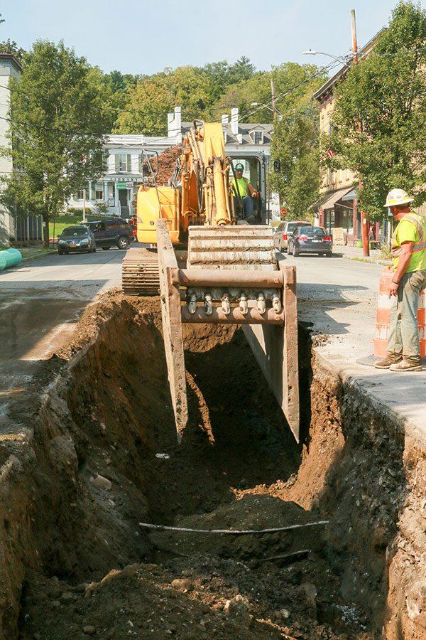 Coxsakie Sewer Project