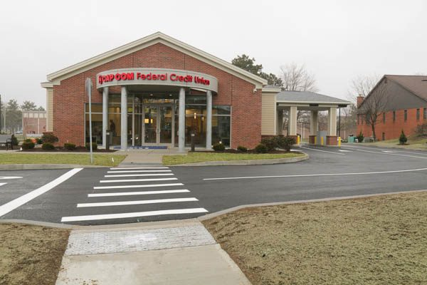 Cap Com front entrance