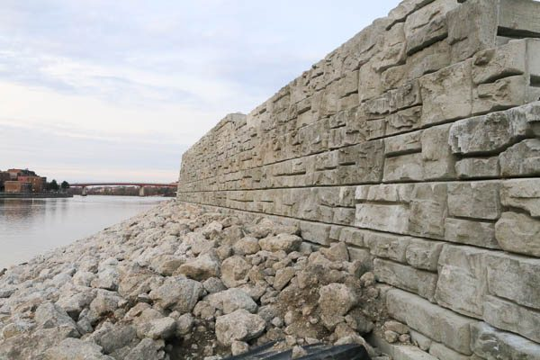 Sea Wall Redi Rock