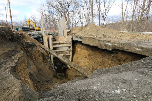 Campbell Ave Pipe Replacement