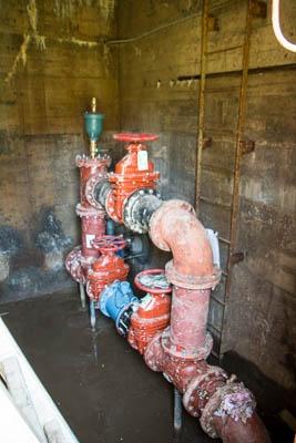 Ilion water Filtration pumps