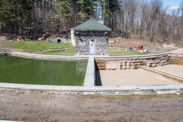 Ilion Water Filtration Well
