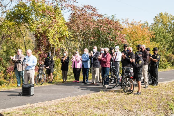 Zim Smith Trail Grand Opening